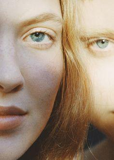 bienenkiste: The Future of Sex: Love Plus Portrait Photography, Fashion Photography, Love Plus, Natural Blondes, Dewy Skin, Color Lines, Glam Makeup, Pretty Face, Natural Beauty