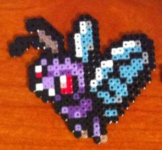 Butterfree Pokemon Perler Bead