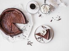glutenfree sugarfree mississippi mud pie! Glutenfreier, zuckerfreier und laktosefreier Mississippi Mud Pie - allergiefreies Backen | freiknuspern - Rezepte für Allergiker!