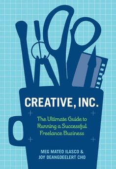 Creative, Inc.: The Ultimate Guide to Running a Successful Freelance Business by Joy Deangdeelert Cho, http://www.amazon.com/dp/B00440D1TO/ref=cm_sw_r_pi_dp_rKMDsb15KC8SS