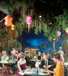 Blue Bayou. I want to eat here!!