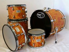 Jobeky drums