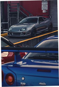 R34 and Supra, two Legends