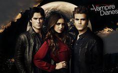 Topics TV Series: The Vampire Diaries