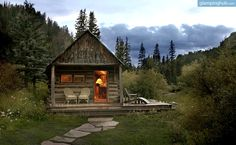 Luxury Cabins Colorado | Bed and Breakfast Cabins CO