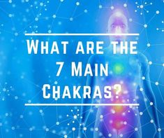 """Chakras are like little wheels of energy within the body that energy flows through - in Sanskrit """"chakra"""" translates to the word """"wheel"""". There are 7 main chakras in our bodies and each chakra is associated to a particular colour, in a specific location. Read on to find out more! Word Wheel, Our Body, Maine, How To Find Out, Australia, Learning, Words, Sanskrit, Chakras"""