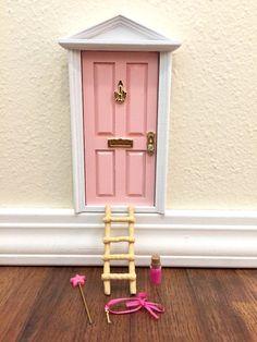 Fairy Door Tooth Fairy Door Magical Fairy Door by HelloLittleCloud