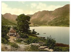 [Lyn Crafnant, Trefriew (i.e. Trefriw), Wales] (LOC) by The Library of Congress, via Flickr