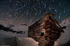 Colorado night sky.