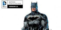 DC Comics Presenta la Nueva Imagen de sus Superhéroes Al parecer las cosas no han pintado muy bien en terminos de ventas para los héroes en el universo de DC, después del re-lanzamiento de todos sus títulos en el evento New 52, se viene una nueva manita de gato a los... #batman #dccomics #new52