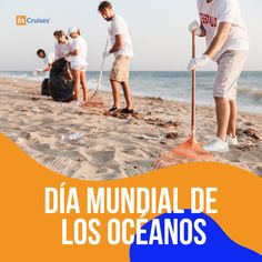 Ocean Day, Social Media Services, Oceans Of The World, Together We Can, World Leaders, What You Can Do, New Life, Beach Mat, Cruises