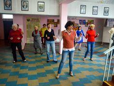 Житомирські пенсіонери опановують бальні та спортивні танці (ФОТО) - Вголос.zt - інформаційно-аналітичний портал Житомирщини
