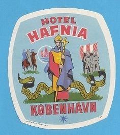 Hotel Hafnia, Copenhagen