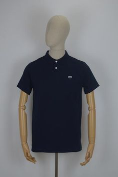 Weekend Offender Chilt Polo Shirt - Navy