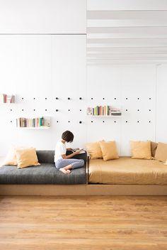 casa-studio a firenze, Florence, 2016 - Silvia Allori