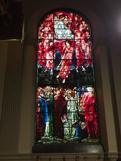 Birmingham Cathedral, Stained Glass, Stained Glass Windows, Stained Glass Panels, Leaded Glass