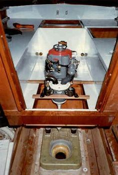 saildrive mb2S50 kelt 620