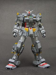 RX-78 Full Weapons Gundam - Custom Build