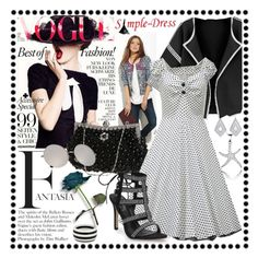 """""""www.simple-dress.com 19"""" by ane-twist ❤ liked on Polyvore featuring FRIDA, Principles by Ben de Lisi, modern, vintage and simpledress"""