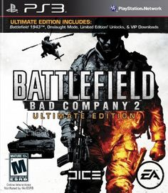 Battlefield Bad Company 2 Ultimate Edition  Playstation 3 *** Visit the image link more details. Note:It is Affiliate Link to Amazon.