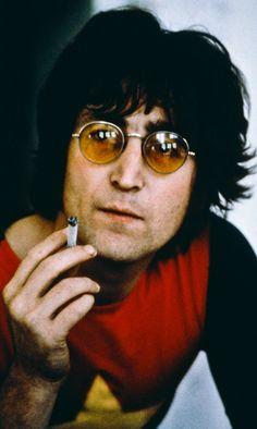 John Lennon 1971.