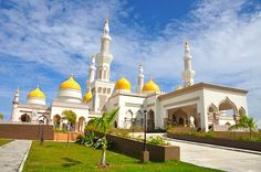 Biggest Mosque in the Cotabato Philippines