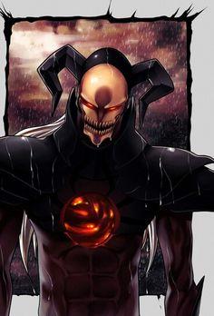 Ichigo in his Hollow f...