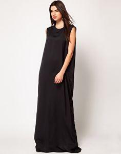 Enlarge Aqua Alice Column Maxi Dress