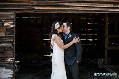 Wedding photography by Anne Skidmore at Christmas Farm Inn.