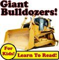 Free Kindle Books - Children's Nonfiction - Big Bulldozers: Giant Bulldozer Photos And Dirt Action On The Jobsite! (Over 50 Photos of Giant Bulldozers Working) ~ by: Kevin Kalmer