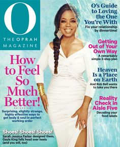 The Oprah Magazine - February 2014 : Discover how to feel so much better—in body and soul! Plus Oprah's world of wellness, balancing acts, 16 hot trends for spring, Sarah Jessica Parker's new shoe line, and more!