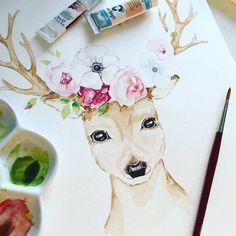Мастер-класс по рисунку рождественских иллюстраций для открыток с Наталией Суминой @lunata 5 Декабря | Суббота | 12.00 18.00 Рисуем композиции из цветов акварелью. На мастер классе мы: - Рассмотрим создание композиции из цветов - Научимся работать с реферансами - Изучим приемы стилизации и подбора единой палитры для иллюстрации В финале нарисуем свои рождественские иллюстрации и обсудим варианты использования полученных навыков в рабочих и личных целях. Стоимость участия: 3500Р. Запись на…