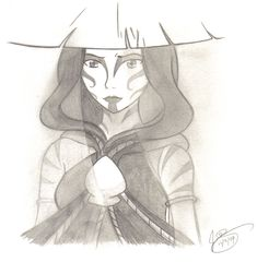 """This is the """"Painted Lady"""" from the Avatar: the Last Airbender episode of the same name. The Painted Lady Avatar Aang, Avatar The Last Airbender Funny, The Last Avatar, Avatar Funny, Avatar Airbender, Avatar Halloween, Avatar Tattoo, Korra, Cool Avatars"""