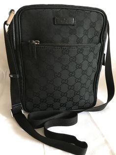 Gucci crossbody bag in very good condition. Gucci Handbags, Gucci Bags, Gucci Crossbody Bag, Satchel, Dust Bag, Monogram, Photograph, Content, Website