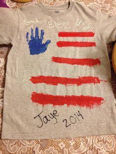 Kids craft shirt
