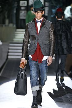 DSQUARED | 2013-'14 A/W MENS COLLECTIONS 29 JAN. 2013