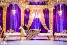 Maharani in wedding reception stage http://www.maharaniweddings.com/gallery/photo/102302