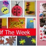 Letter Of The Week – Letter L Theme