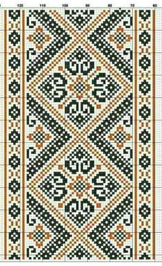 Cross stitching , Etamin and crafts: Traditional cross stitch Pattern Russian Cross Stitch, Cross Stitch Art, Cross Stitch Borders, Cross Stitch Flowers, Cross Stitch Designs, Cross Stitching, Cross Stitch Patterns, Folk Embroidery, Cross Stitch Embroidery