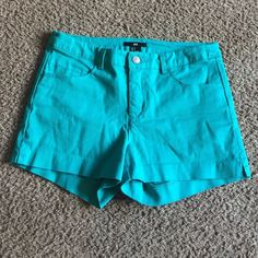 H&M turquoise shorts Brand new H&M Shorts