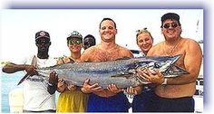 Deep sea fishing with Silver Deep