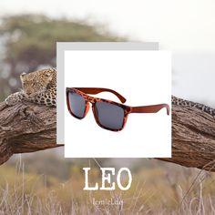 #sonnenbrille #lemiel #leopardprint #holzsonnenbrille Wooden Sunglasses, One Tree, Lenses, Tree Planting, Pear, Lentils