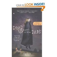 Sookie Stackhouse novels #1. We all know HBO's Trueblood series. These books are worth a read!