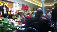 November 13, 2010 | HALLELUJAH CHORUS | Seaway Mall, Welland, Ontario | On November 13, 2010, unsuspecting shoppers got a big surprise while enjoying their lunch. Over 100 participants in this awesome Christmas flash mob. This is a must see!