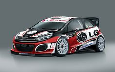 Kia Rio 3 2014 Rally edition..