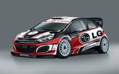 Kia Rio 3 2014 Rally edition..