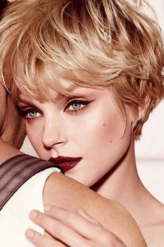 2016 Short Hair Color Trends
