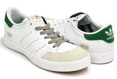 adidas skateboarding LUCAS STAN SMITH [RUNWHT/FAIRWA/RUNWHT] G67104