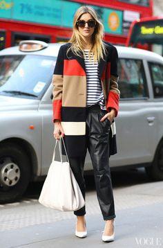 fashion week | Street style
