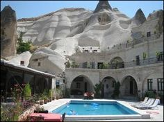 Local Cave House Hostel, Turkey